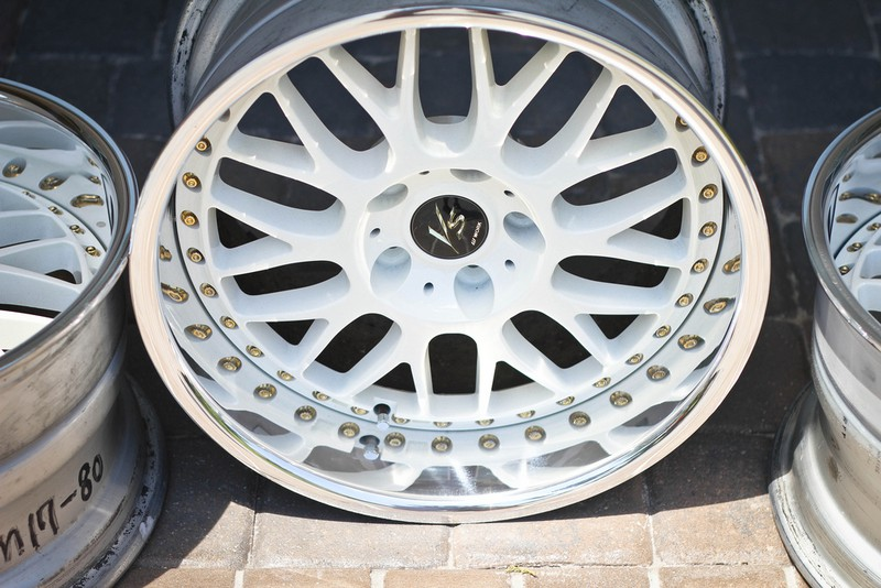 Work VSXX 17x9 +22, 5x114.3 by Tom L. › WheelFlip.com