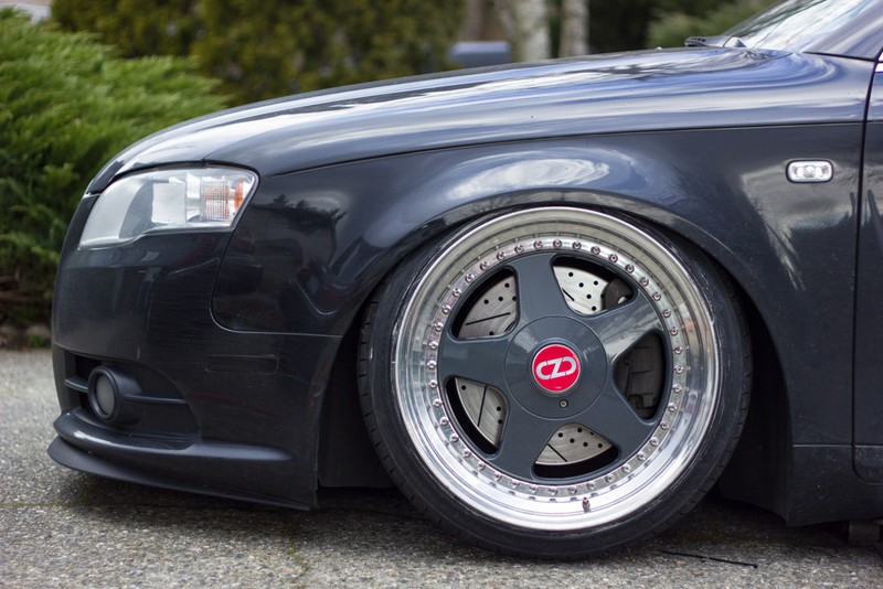 Winter Tires For Sale >> OZ Racing Futura 18x10 +33, 5x112 by James R. › WheelFlip.com