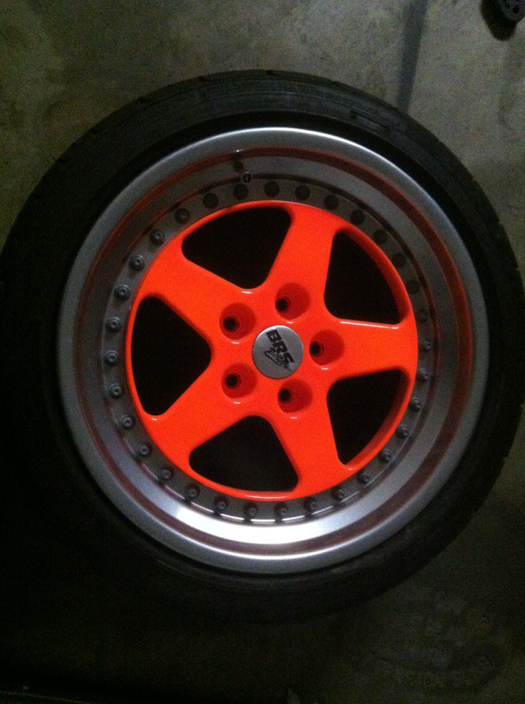 Federal Tires 595 >> Work Brs Poison (Old old equip) 17x8 -0, 17x9 -5, 5x114.3 by Nick K. › WheelFlip.com