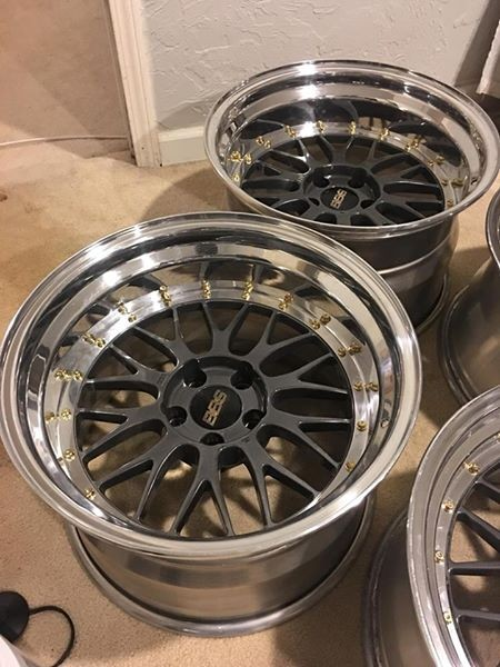 Bbs Lm 18x10 5 18x11 5 25 5x114 3 By Robby R