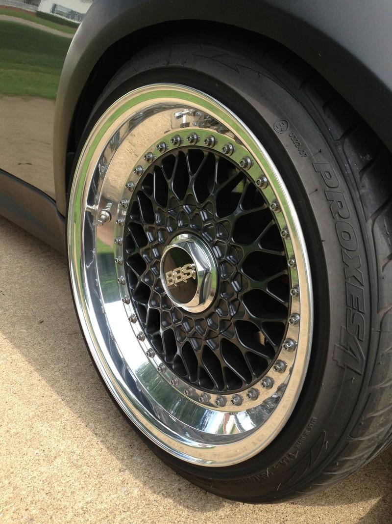 3 Wheel Car For Sale >> BBS RS 16x8 +24, 16x9 +24, 4x100 by Nathan W. › WheelFlip.com