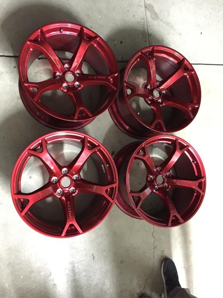 Nissan 370z Oem Wheels 19x10 5 23 5x114 3 By Garry G Wheelflip Com